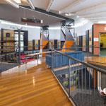 Dubbo Library mezzanine