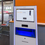 Dubbo Library self-check unit