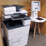 Port Macquarie Print Copy Scan facilities and self check machine