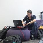 Bathurst 24/7 Learning Commons bean-bags