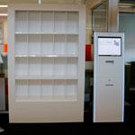 Orange Library self-service returns