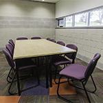 Albury-Wodonga Library Group study room